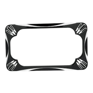 Arlen Ness Billet License Plate Frame