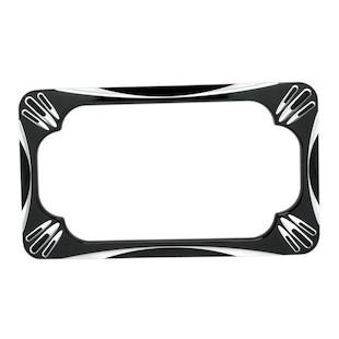 Arlen Ness Deep Cut License Plate Frame