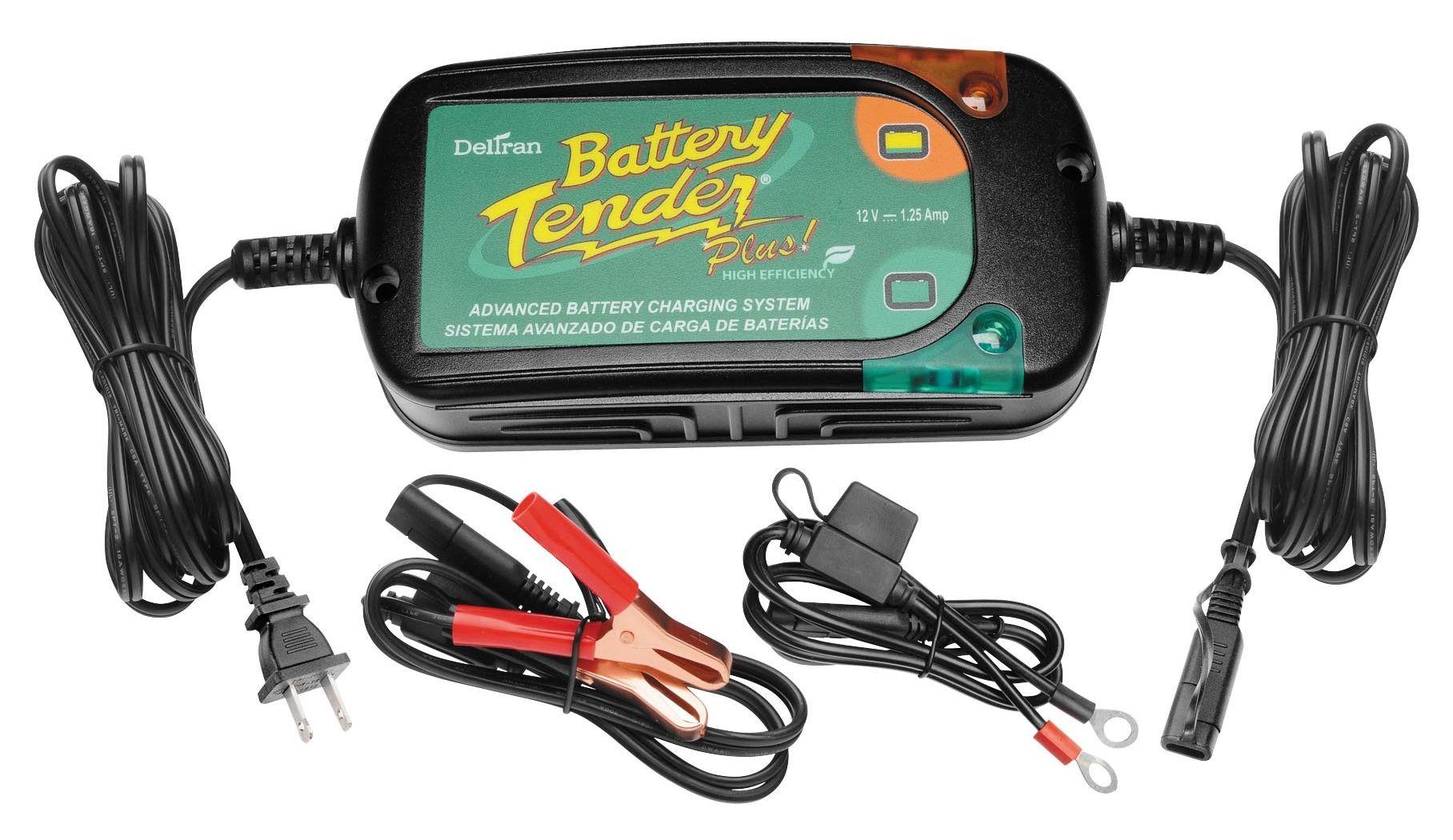 battery tender plus instructions