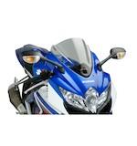 Puig Racing Windscreen Suzuki GSXR 600/GSXR 750 2008-2010