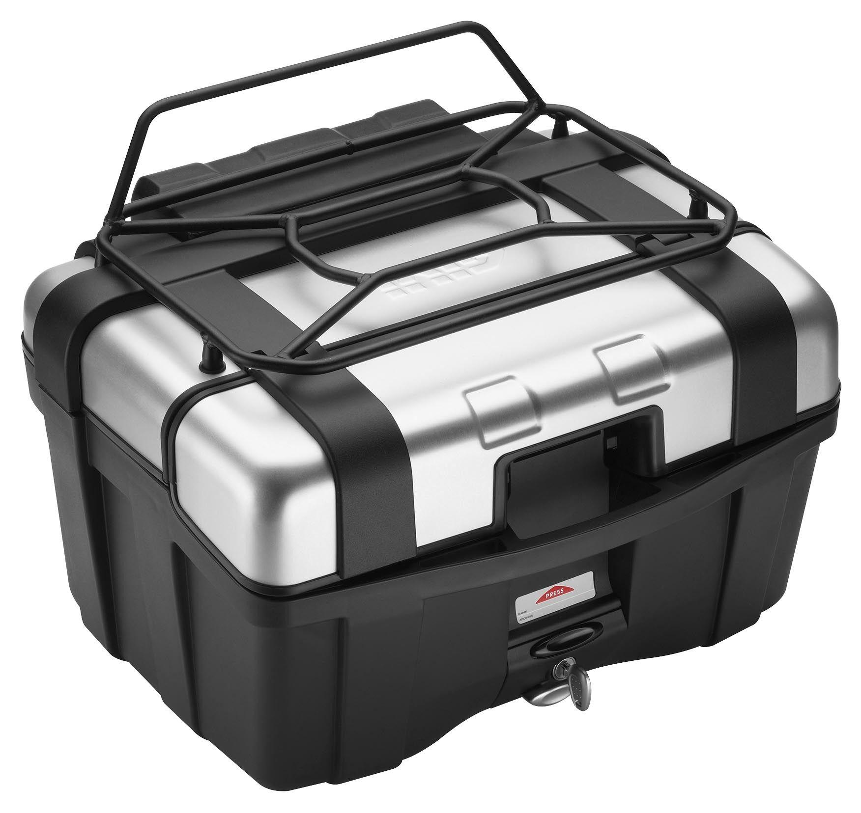 Givi E120 Top Luggage Rack For Trekker 33L / 46L Top Cases - RevZilla