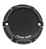 Arlen Ness 2 Hole Points Cover For Harley Big Twin & Sportster 1970-2014
