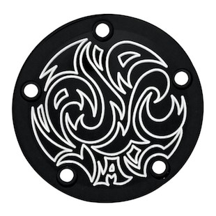 Arlen Ness Engraved Points Cover For Harley Twin Cam 1999-2017