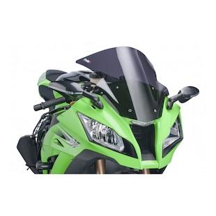 Puig Standard Windscreen Kawasaki ZX10R 2011-2014