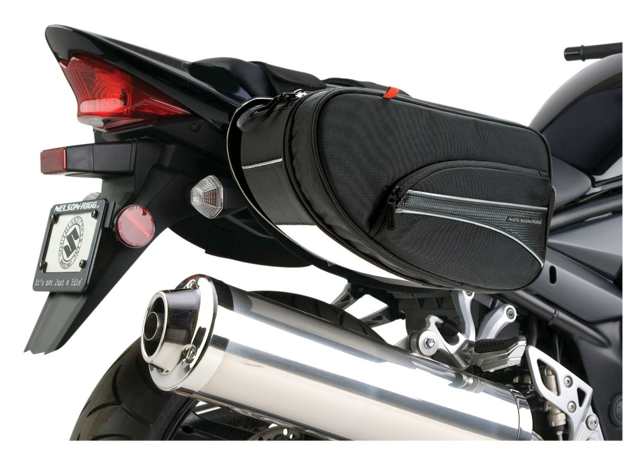 Nelson Rigg Mini Expandable Sport Saddlebags 10 13 99