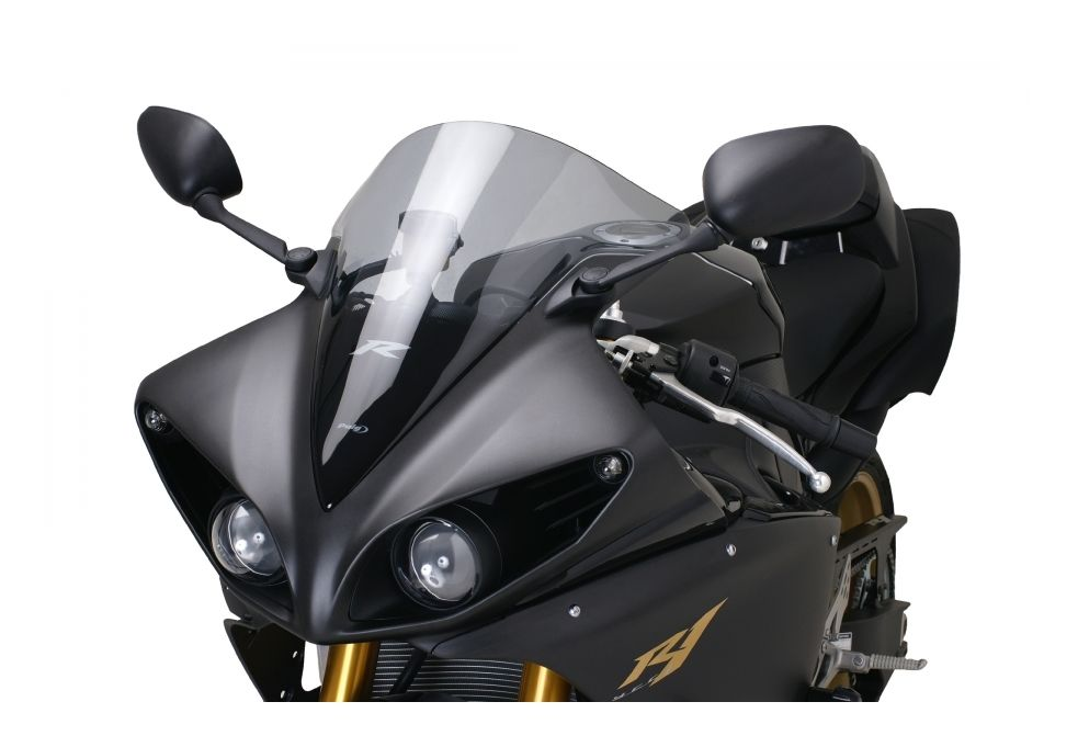 Puig Standard Windscreen Yamaha R1 2009-2014 | 5% ($5 76) Off!