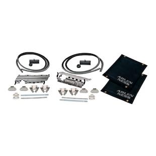 Arlen Ness Saddlebag Latch Assembly Hardware Kit For Harley Touring 1993-2013