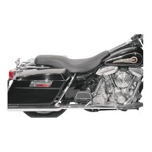 Mustang DayTripper Seat For Harley Electra / Road Glide 1997-2007