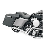 Arlen Ness Side Cover Set For Harley Touring 1997-2008