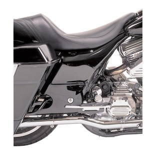 Arlen Ness Side Cover Set For Harley Touring 1993-1996