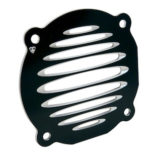 Arlen Ness Deep Cut Front Speaker Grills For Harley Touring 1996-2013