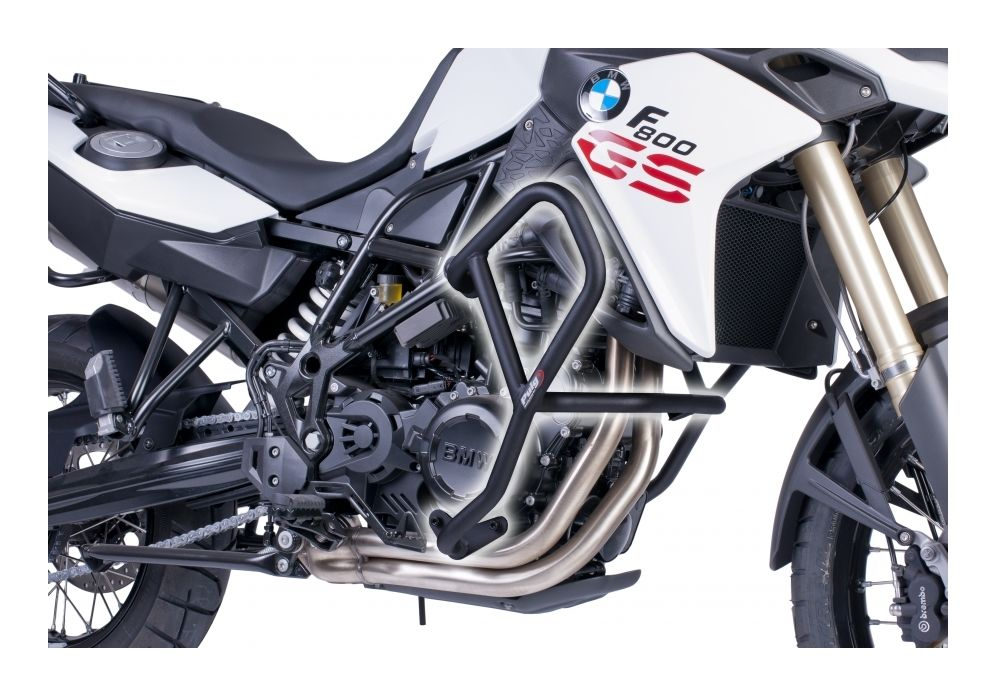 Puig Engine Guards Bmw F800gs 2013 2017 5 10 43 Off Revzilla