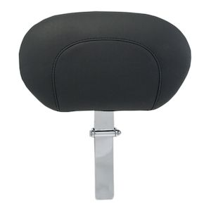 Mustang Backrest For Harley Touring
