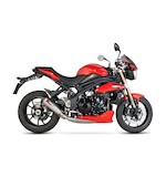 Scorpion Serket Taper Slip-On Exhaust Triumph Speed Triple / R