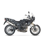 Scorpion Serket Parallel Slip-On Exhaust Triumph Tiger 800 2011-2014