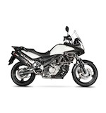 Scorpion Serket Parallel Slip-On Exhaust Suzuki V-Strom 650 2012-2016