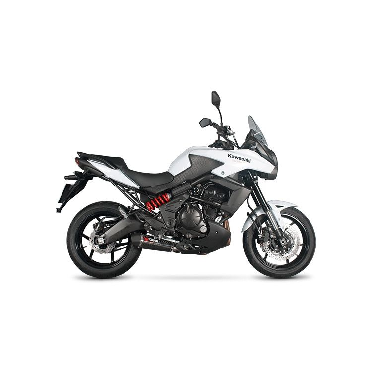 Scorpion Serket Taper Slip-On Exhaust Kawasaki Versys 650 2013-2014