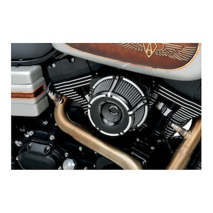 Arlen Ness Slot Track Inverted Series Air Cleaner Kit For Harley Twin Cam 1999-2017