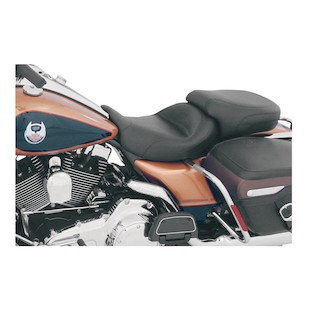 Mustang Solo Seats for Harley Touring 2008-2013