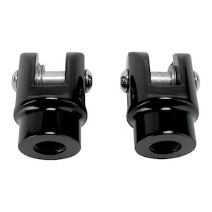 Battistinis Universal Footpeg Mounts