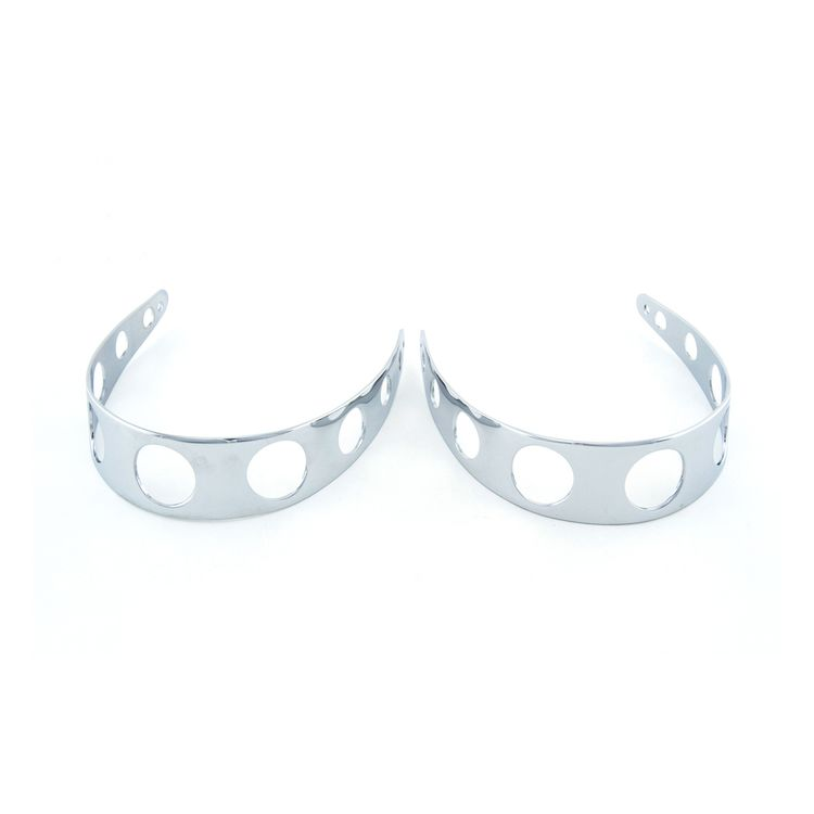 Battistinis Mirror Trim For Harley Touring 1996-2013