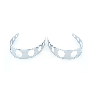 Battistini Mirror Trim For Harley Touring 1996-2013