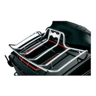 Khrome Werks Tour Pack Luggage Rack For Harley Touring 1984-2015