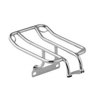 Khrome Werks Fender Luggage Rack For Harley Sportster 1986-2017