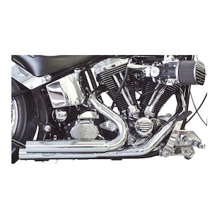 Bassani Pro-Street Exhaust System Optional Chrome Heat Shields