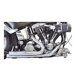 Bassani Pro-Street Exhaust System Optional Chrome Heat Shields