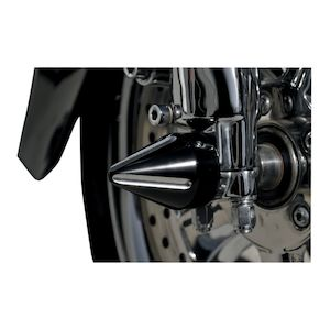LA Choppers Front Axle Caps For Harley 1996-2018