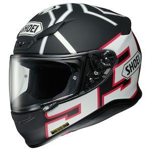 Shoei RF-1200 Marquez Black Ant Helmet (Size MD Only)