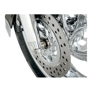 Klock Werks Flush Mount 25mm Front Axle For Harley 2007-2015