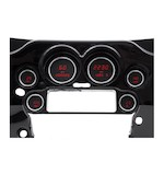 Dakota Digital Six-Pack Gauge Package For Harley