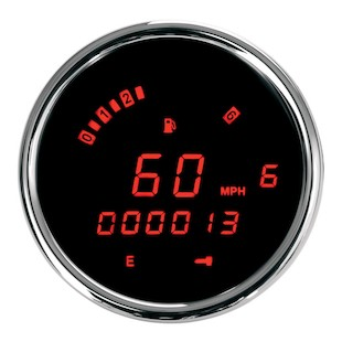 Dakota Digital 3200 Series Speedometer For Harley