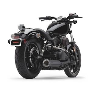 """Cobra Exhaust 4"""" Slip-On Muffler For Yamaha Bolt 2014"""