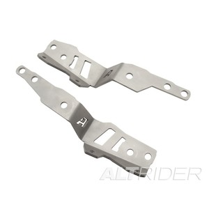 AltRider Skid Plate Mounting Brackets for BMW R1200GS Water Cooled