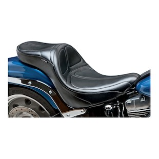 Le Pera Maverick Daddy Long Legs Seat For Harley Softail 1984-1999