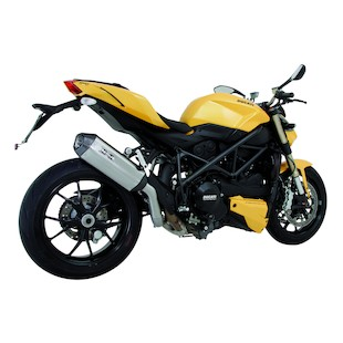 Remus Hexacone Slip-On Exhaust Ducati Streetfighter