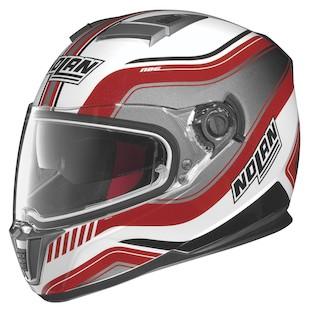 Nolan N86 Deep Helmet (Size LG Only)