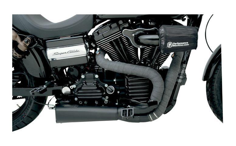 Exhaust Heat Wrap >> Drag Specialties Exhaust Heat Wrap Revzilla