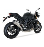 Remus Hypercone Slip-On Exhaust Triumph Speed Triple / R