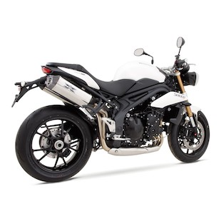 Remus Hexacone Slip-On Exhaust Triumph Speed Triple / R