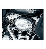 Kuryakyn Scarab Air Cleaner Cover For Harley 2001-2015