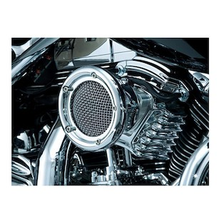 Kuryakyn Velocirapter Air Cleaner For Harley Twin Cam 1999-2014