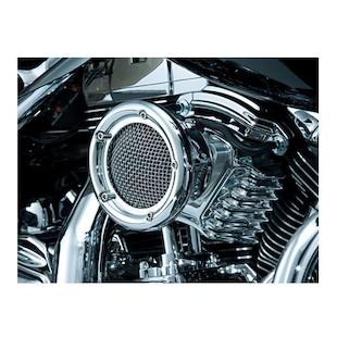 Kuryakyn Velocirapter Air Cleaner For Harley Twin Cam 1999-2014