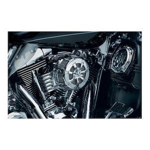Kuryakyn Alley Cat Air Cleaner For Harley Twin Cam 1999-2017