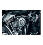 Kuryakyn Alley Cat Air Cleaner For Harley Twin Cam 1999-2014