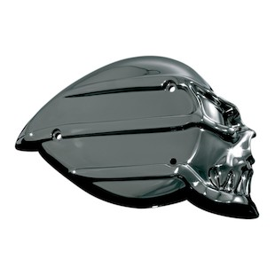 Kuryakyn Skull Air Cleaner For Harley Touring 2008-2014