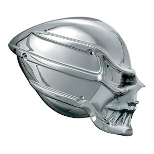 Kuryakyn Skull Air Cleaner For Harley 2008-2017